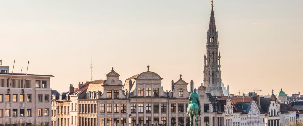 Master's in Belgium