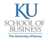 KU School of Business, The University of Kansas logo