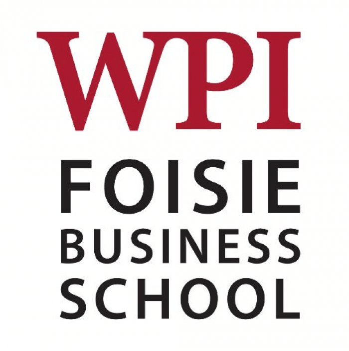 WPI Foisie Business School logo
