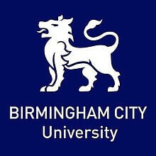 Brimingham City University logo