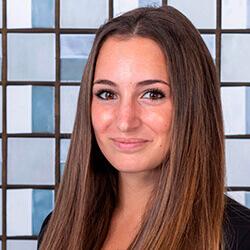 Michela Andreolli, ESMT Andrea Manzi, Master's student ambassador