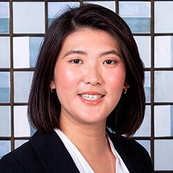 Yu Hsuan, Andrea Manzi, Master's student ambassador