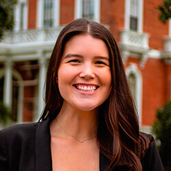 Lydia Elsey, McIntire School of Commerce Master's student