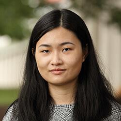 Fennie Lin McIntire School of Business Master's student