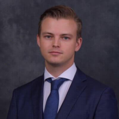 Andreas Ekström, Master's student ambassador