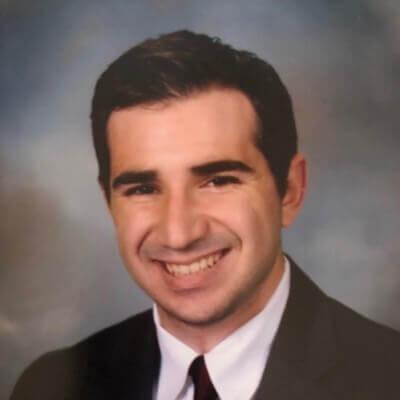 Dominick Gagliostro, Gabelli School of Business MBA ambassador