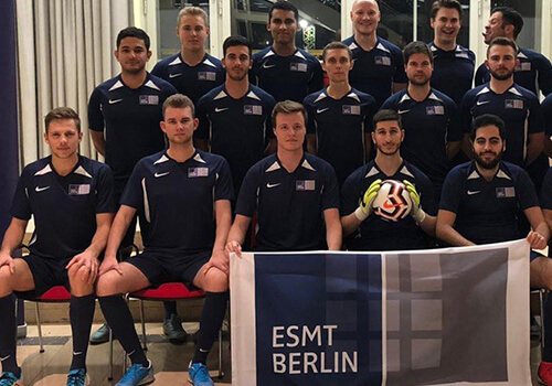 Taking the leap and moving abroad to pursue the Master's in Management at ESMT Berlin