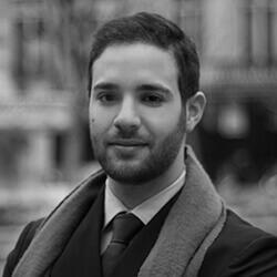 Georges German, INSEAD MIM student