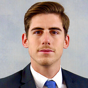 Christopher Camarotto, International University of Monaco Master's Student ambassador