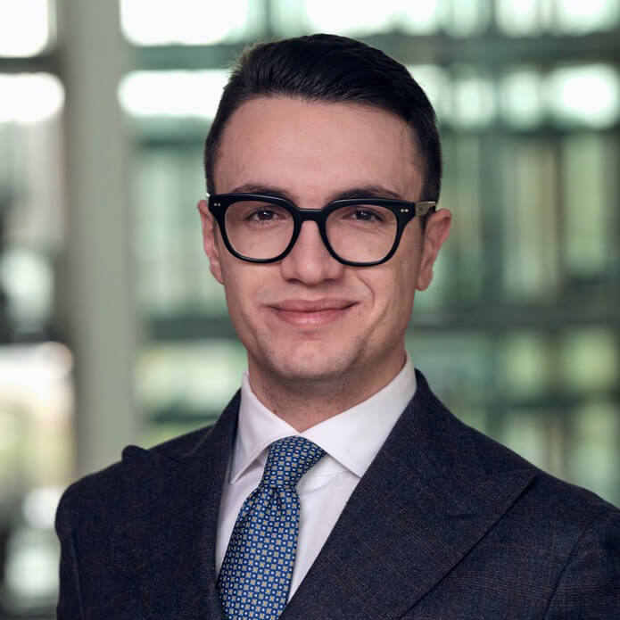 Marco Vecchiato, EDHEC Masters Ambassador