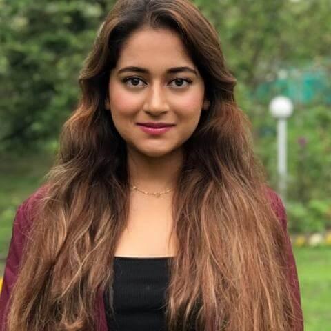 Aditi Mishra, EDHEC Master's ambassador