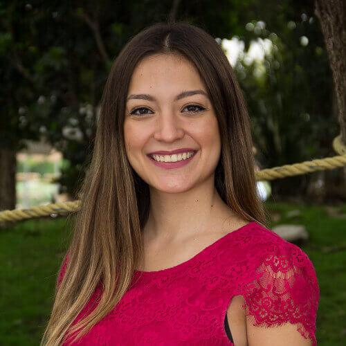 Rocio Lopez, Hult Master ambassador