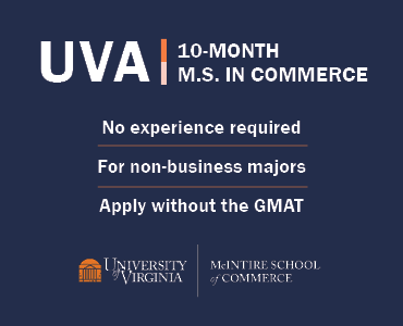 UVA McIntire School of Commerce