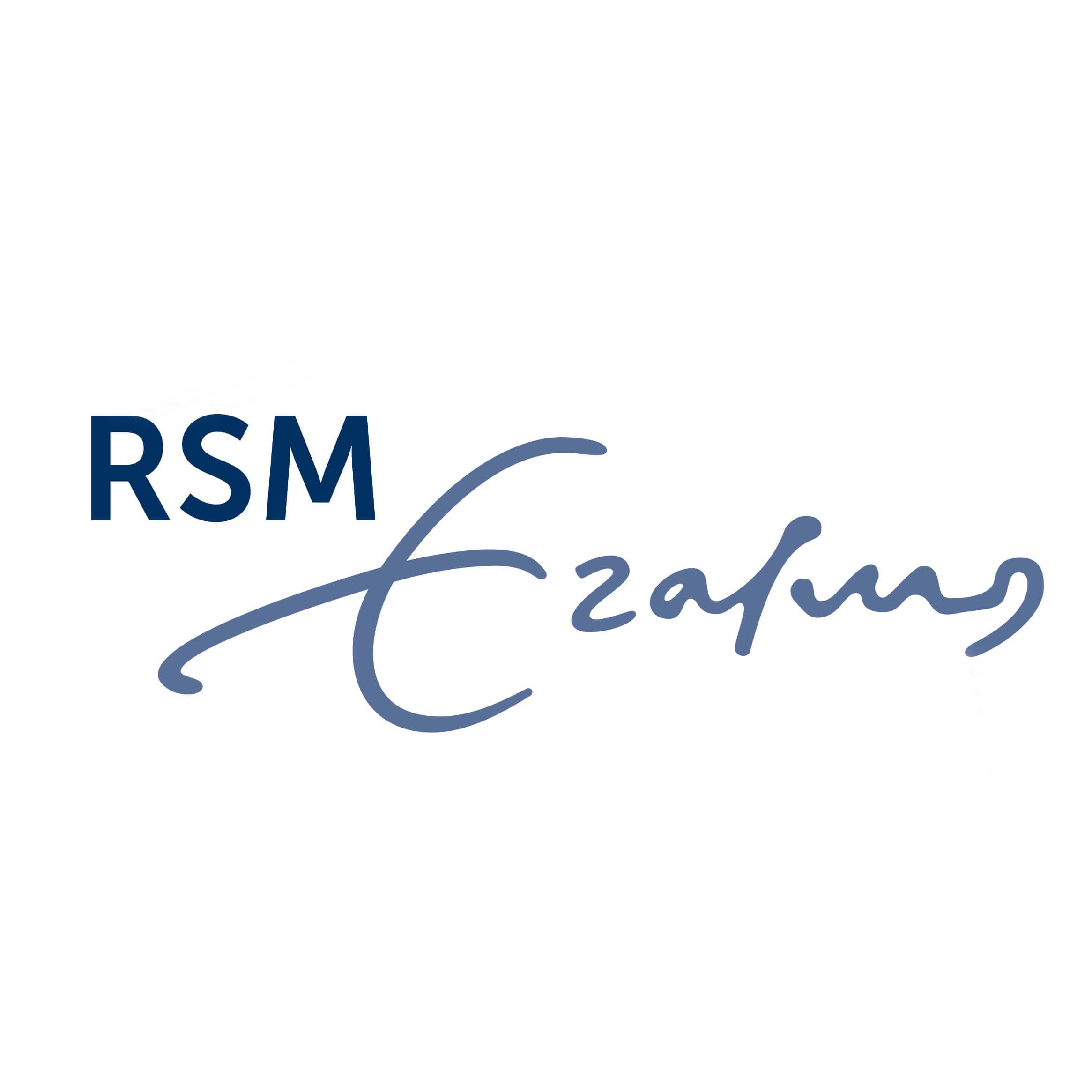 RSM Rotterdam School of Management logo