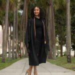 Why this student from Saint Kitts felt at home at the University of Tampa