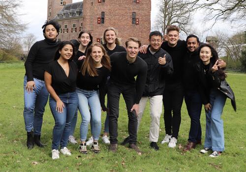 How the Orange Tulip scholarship opens doors to studying in the Netherlands